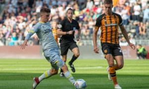 Mason Mount (left) is thriving on regular games for Derby County in the Championship.