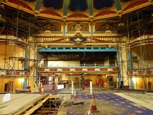 Brighton Hippodrome is the finest surviving example of a circus theatre but is in need or urgent work.