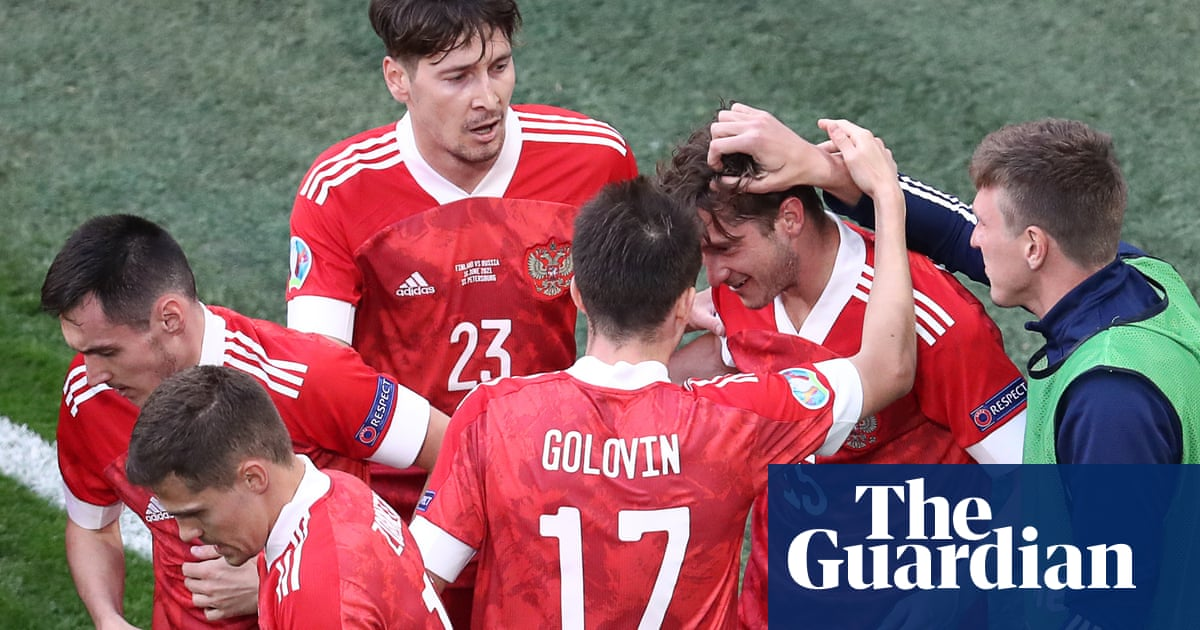 Miranchuk slots winner against Finland to kickstart Russia's Euro 2020 tilt