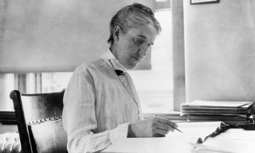 Henrietta Leavitt, c1910.