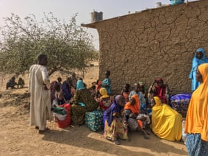 MSF medical teams are focusing on providing emergency support to the people who fled Rann