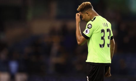 Bournemouth manager Eddie Howe calls Jordon Ibe a 'disappointment'