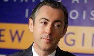 Eli Gold, The Good Wife, played by Alan Cumming