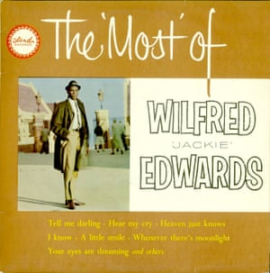 An album by Wilfred 'Jackie' Edwards