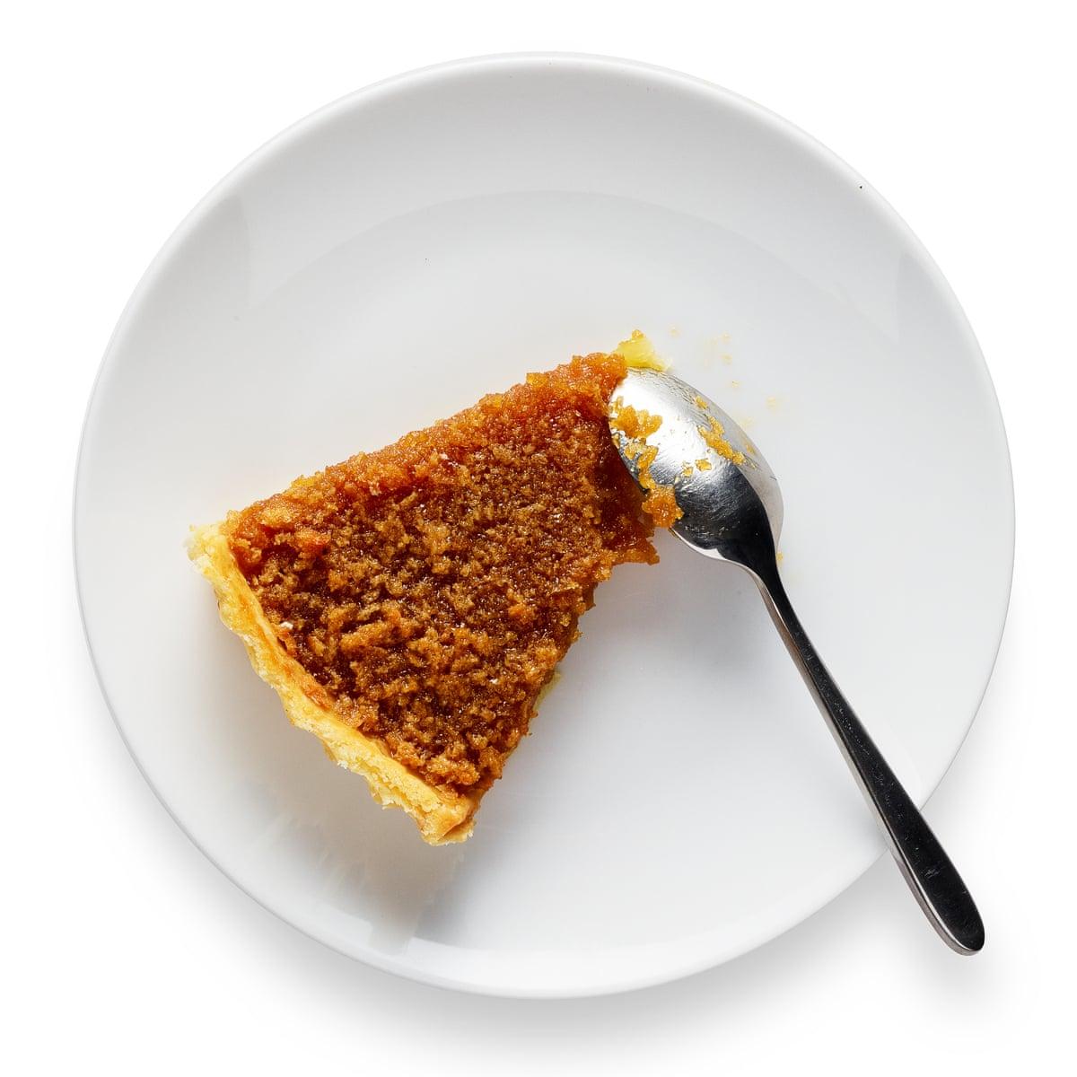 How To Make Treacle Tart Recipe Food The Guardian