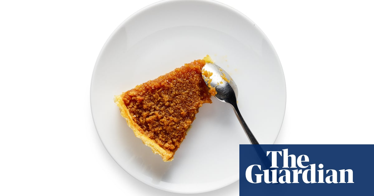 How To Make Treacle Tart Recipe Food The Guardian