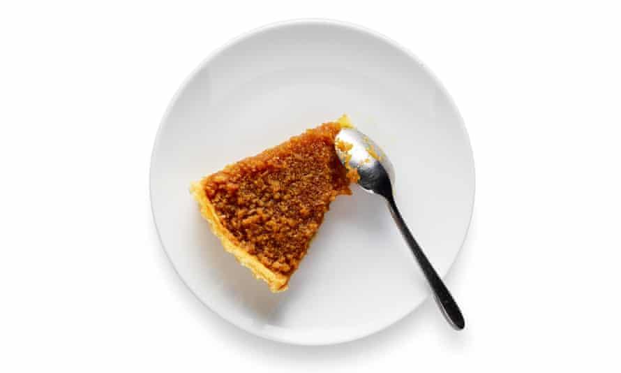 Felicity Cloake's treacle tart