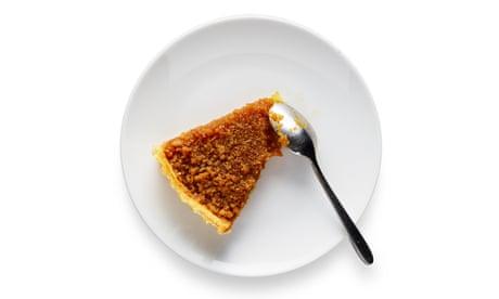 How to make treacle tart – recipe