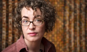 Poet and writer Kate Clanchy at home in Oxford