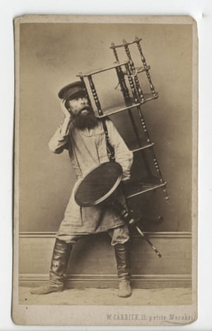 1860s – From the 'Russian types' series by William CarrickRussia in Photo is a new online archive drawing images from the collections of tens of museums across the country
