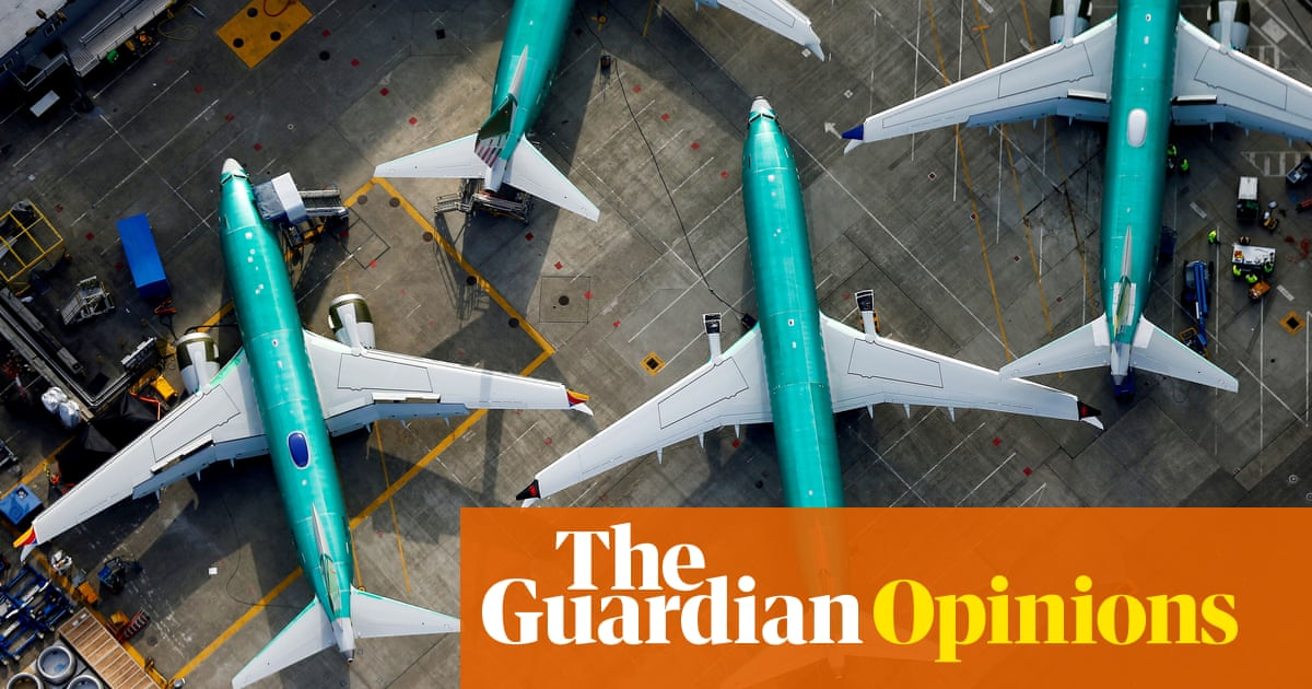 Have the Boeing crashes shaken our faith in flying? | Gwyn Topham