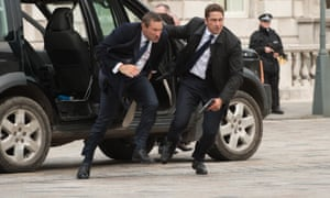 London Has Fallen review: Gerard Butler bromance brews as Big Ben