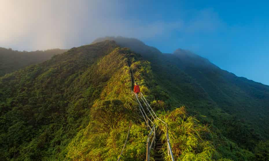 Haiku Stairs, a staircase that spans nearly 4,000 steps, will be removed permanently.