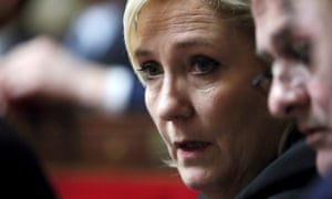 Marine Le Pen is hoping to inspire unity within party ranks – despite some FN members questioning her ability.