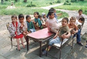 Ceausescu required women to bear at least five children causing the placement of 150,000 children, many infected with HIV, into state-run orphanages.