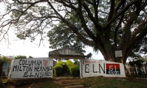 colombia eln