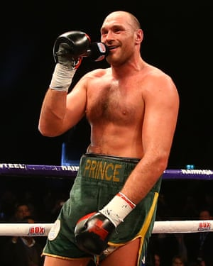Tyson Fury says he self-medicates with cocaine and alcohol as the only way to cope with his illness