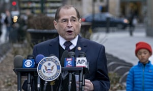 Jerrold Nadler, the House judiciary committee chairman, has said the Mueller report summary 'raises as many questions as it answers'.