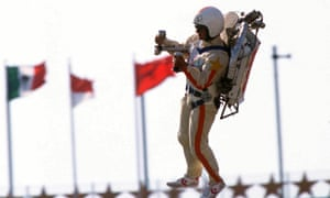 Jetpacks: why aren't we all flying to work? | Technology