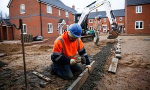 Housebuilding in Cranfield near Milton Keynes