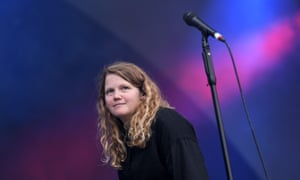Kate Tempest at the All Points East festival, London, May 2019.