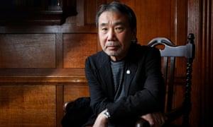 I would prefer not to … Haruki Murakami.