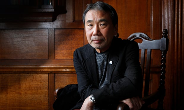 Haruki Murakami Withdraws From Alternative Nobel Prize by Alison Flood for The Guardian