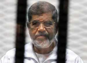 How Mohamed Morsi Egypts First Elected President Ended Up On Row