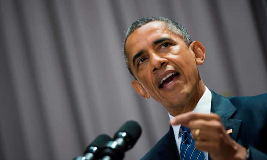Barack Obama warned of a 'serious mistake' in abandoning the deal.