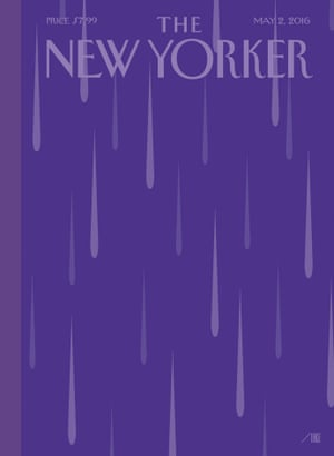 The New Yorker Prince Tribute Cover16