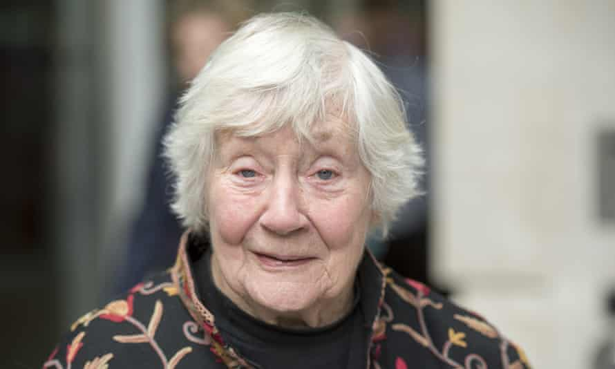 Shirley Williams had no qualms about explaining her politics to vociferous students.