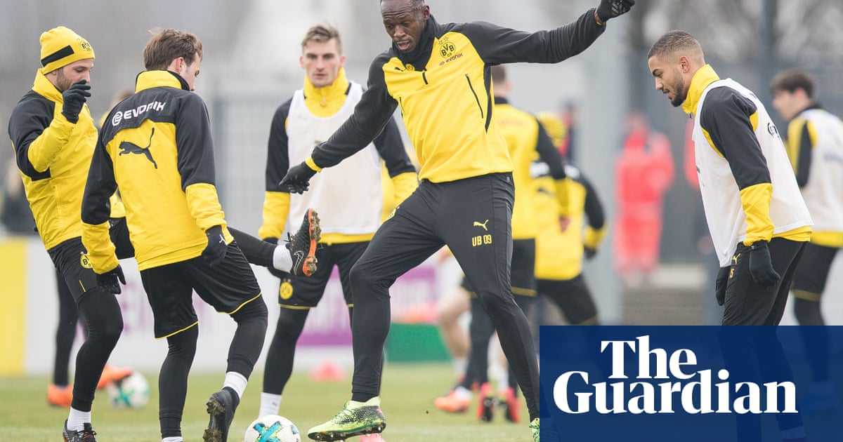 030b07bfb05 Usain Bolt set for trial in Australia s A-League with Central Coast Mariners