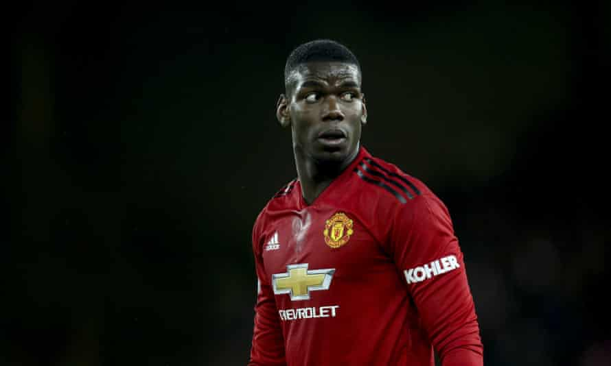 Paul Pogba could have been playing for Barcelona if they had been able to outdo Manchester United's record bid.