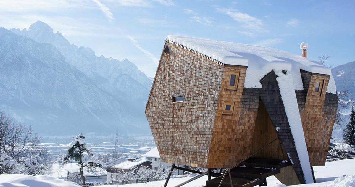 10 of the best mountain cabins and lodges in europe