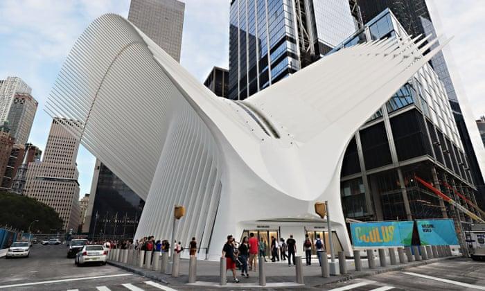 مركز ويستفيلد العالمي للتجارة، نيويورك