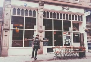 Jam Cafe Nottingham