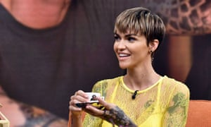 Ruby Rose, who will play Kate Kane in a Batwoman series expected to air in late 2019.