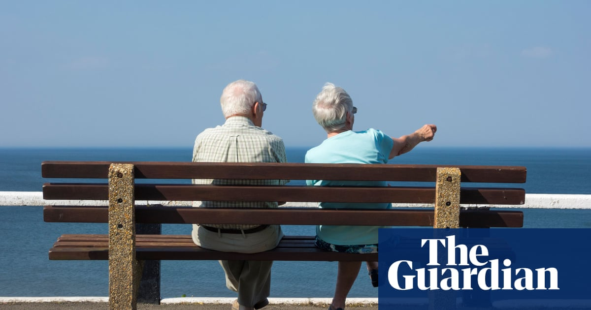 Are we ready for a senior citizens dating show?
