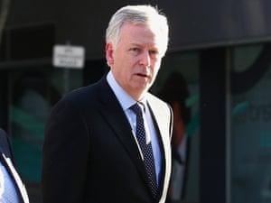 Lawyer for the liquidators of Queensland Nickel, Shane Doyle.
