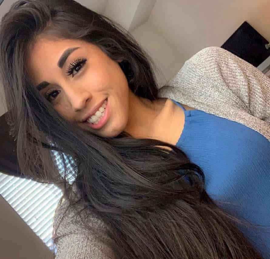 Mariah Valenzuela, 23.