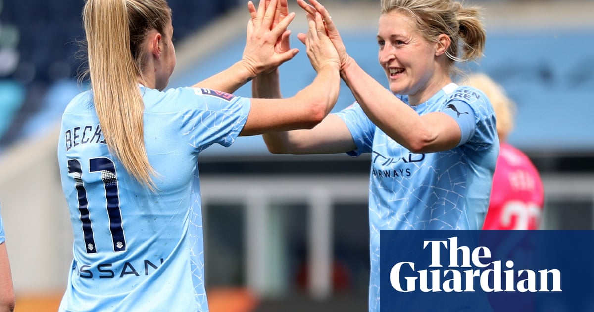Manchester City confident of defeating Real Madrid Femenino despite absences