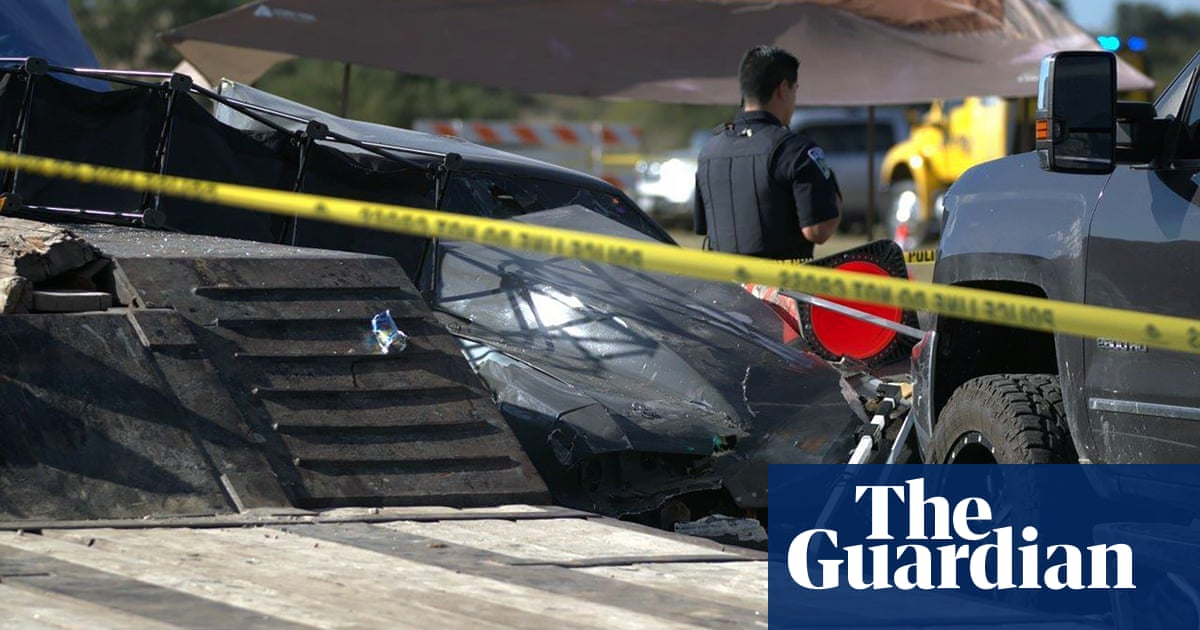 Driver loses control of car at Texas drag race killing two children