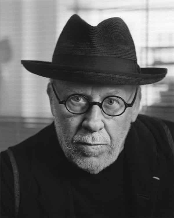 American conceptual artist Joseph Kosuth