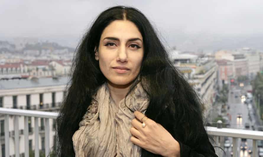 Ronit Elkabetz pictured in 2008.