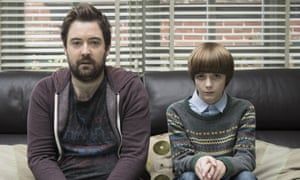 Nick Helm and Elliot Speller-Gillott in Uncle.