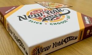 New York Slice board game.
