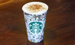 the toasted graham latte