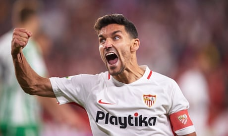 Sevilla's resurrection continues under Caparrós in the 'holy derby' | Sid Lowe