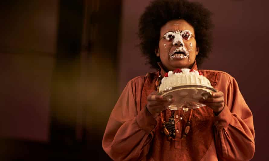 Anne Odeke as Autolycus.