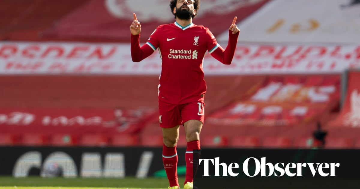 Liverpool can live with Mohamed Salah's misses but not without his hits | Sachin Nakrani
